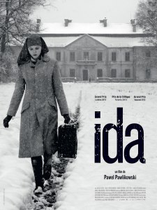 ida movie poster snow