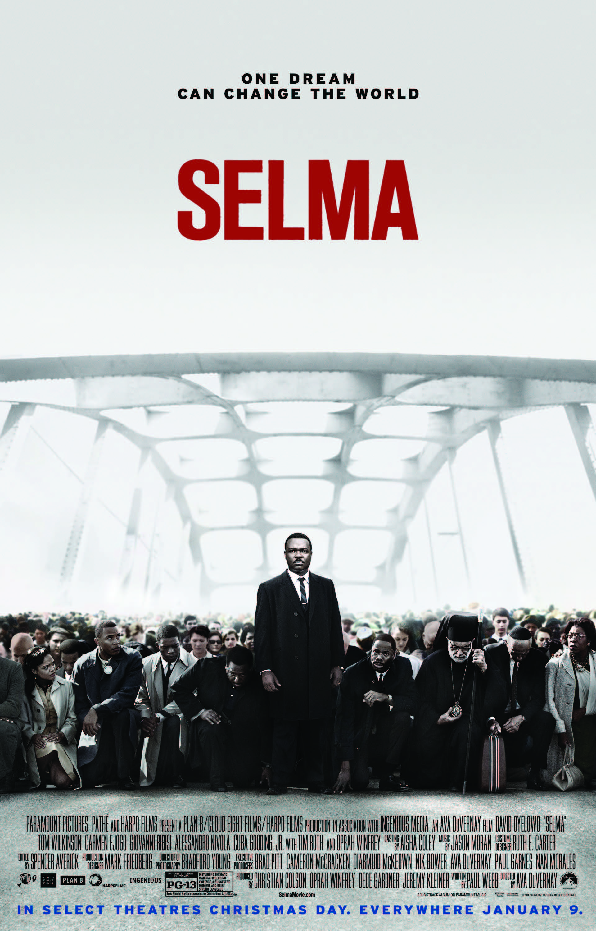 Selma Overview Review With Spoilers Wherever I Look