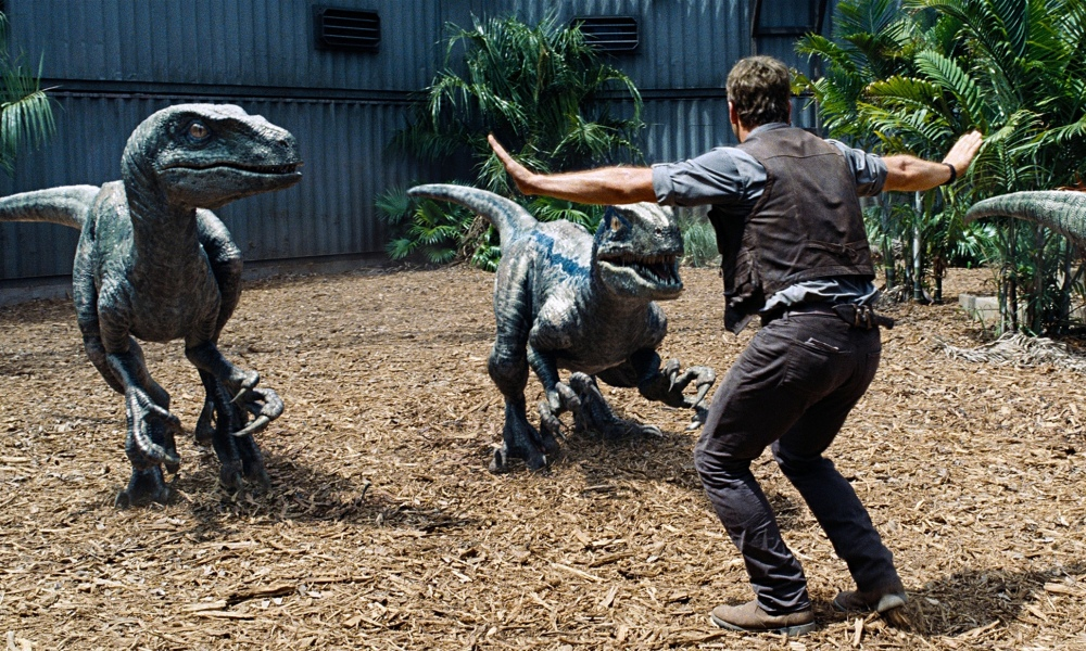 chris pratt raptors